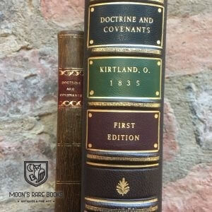 First Edition Doctrine and Covenants