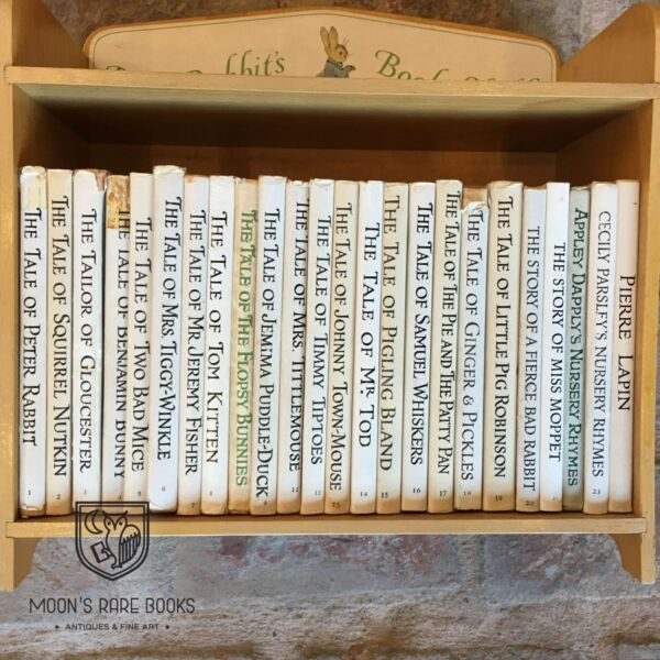 Peter Rabbit Bookshelf