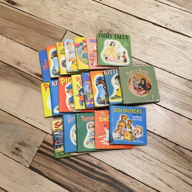 A Pixie Book Collection