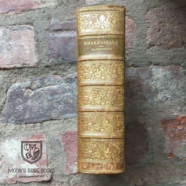 Illustrated Copy of The Complete Works of William Shakespeare