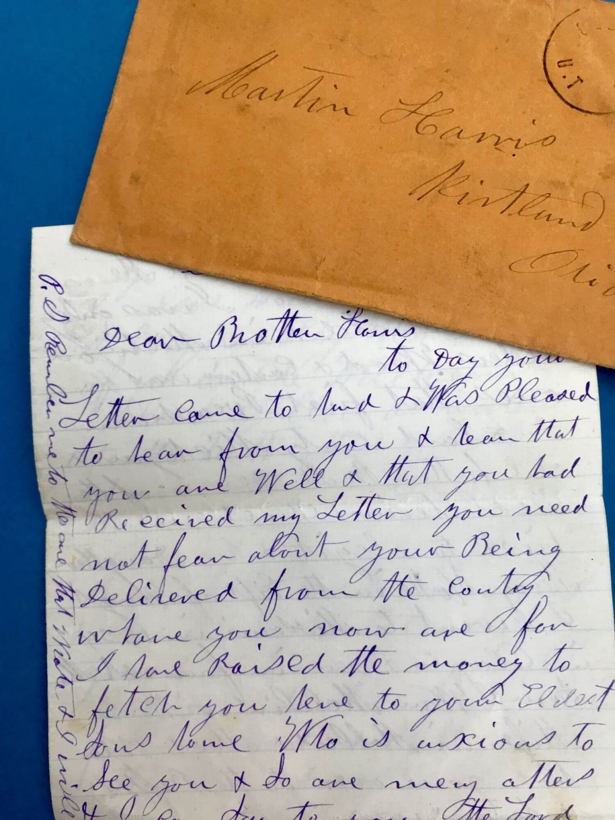 Hidden History: Untold Stories from Letters, Documents and Journals