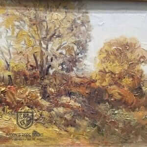 Autumn in Oils